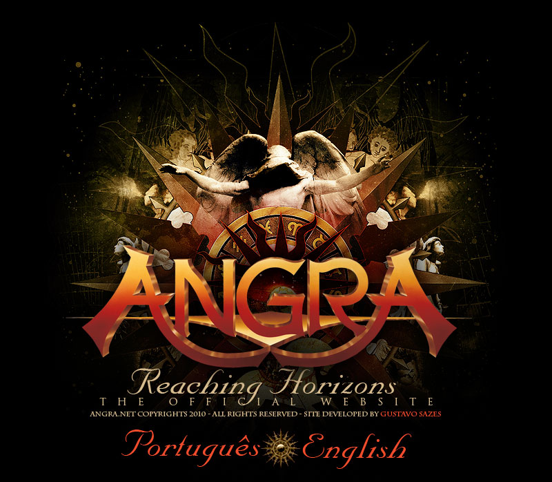 ANGRA // Reaching Horizons // the official website
